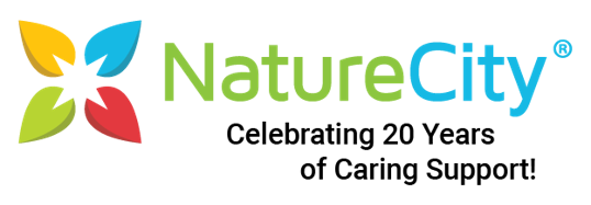 NatureCity_Celebrating 20 years of caring support